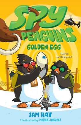 Spy Penguins: Golden Egg