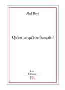 Qu'est-ce qu'être français ?