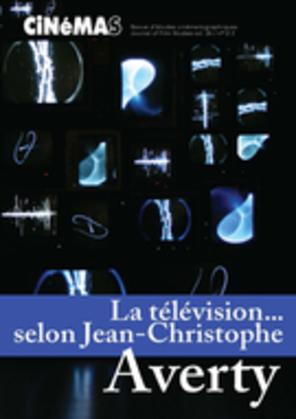 Cinémas. Vol. 26 No. 2-3, Printemps 2016