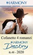 Cofanetto 4 Harmony Destiny n.48/2020