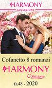 Cofanetto 8 Harmony Collezione n.48/2020