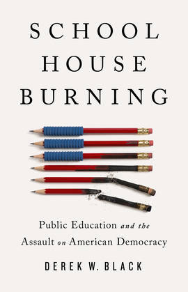 Schoolhouse Burning