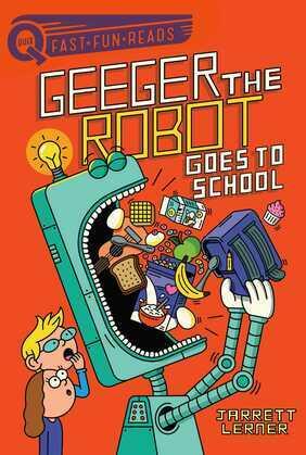 Geeger the Robot Goes to School