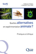 Quelles alternatives en expérimentation animale ?