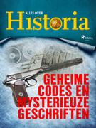 Geheime codes en mysterieuze geschriften