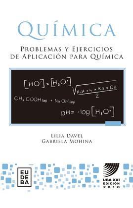 Problemas y ejercicios de aplicación para química