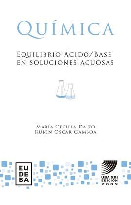Equilibrio ácido/base en soluciones acuosas