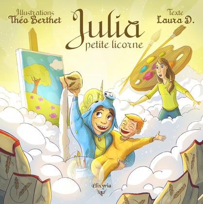 Julia, petite licorne