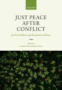 Just Peace After Conflict