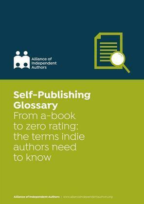 Self-Publishing Glossary