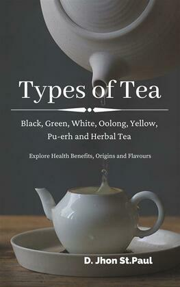 Types of Tea:Black, Green, Oolong, White,Yellow, Pu-erh and Herbal Tea.docx