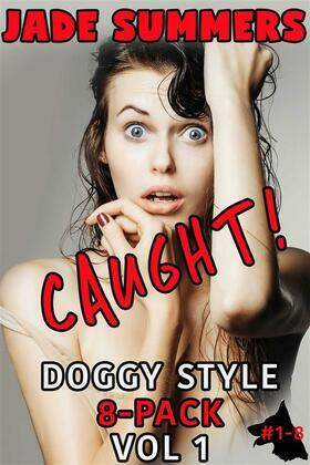 Caught! Doggie Style 8-Pack Vol 1