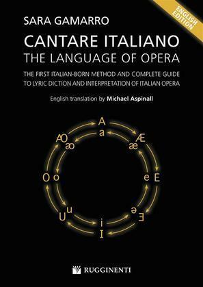 Cantare Italiano - The Language of Opera