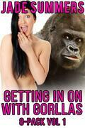 Getting it On with Gorillas 8-Pack Vol 1