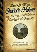 Sherlock Holmes and the Secret of Colonel Warburton's Insanity