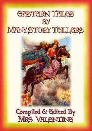 EASTERN TALES by MANY STORY TELLERS - 14 Tales from Eastern Lands