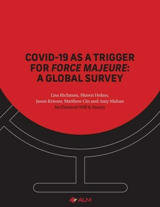 COVID-19 AS A TRIGGER FOR FORCE MAJEURE: A GLOBAL SURVEY