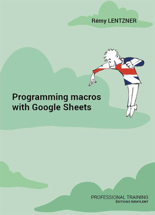 Programming macros with Google Sheets