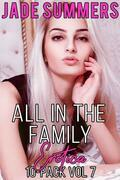 All in the Family Erotica: 10-Pack Vol 7