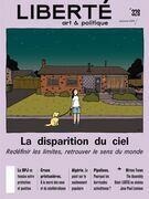 Revue Liberté 328 - La disparition du ciel