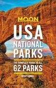 Moon USA National Parks