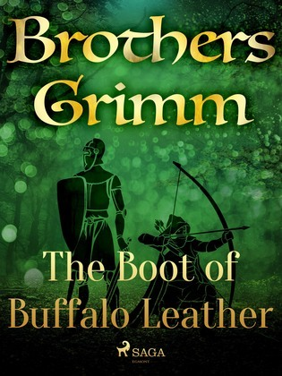 The Boot of Buffalo Leather