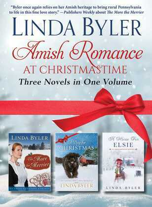 Amish Romance at Christmastime