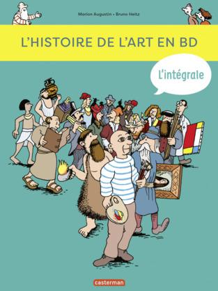 L'Histoire de l'art en BD - (l'intégrale)