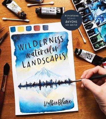 Wilderness Watercolor Landscapes