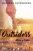 Outsiders 4. Alicia y Cedric