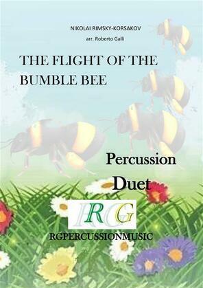 A FLIGHT OF THE BUMBLEBEE duet