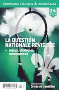 Nouveaux Cahiers du socialisme. No. 24, Automne 2020