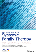 The Handbook of Systemic Family Therapy, Systemic Family Therapy and Global Health Issues