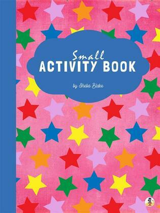 Small Activity Book for Kids Ages 4+