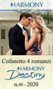Cofanetto 4 Harmony Destiny n.49/2020