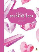 Abstract Coloring Book for Teens & Young Adults