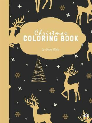Christmas Coloring Book for Teens & Young Adults
