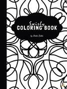 Swirly Patterns Coloring Book for Teens & Young Adults