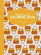 Halloween Coloring Book for Kids Ages 4+
