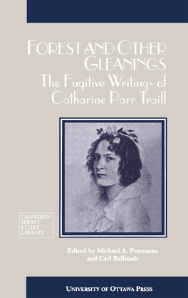Forest and Other Gleanings