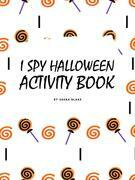I Spy Halloween Activity Book for Toddlers