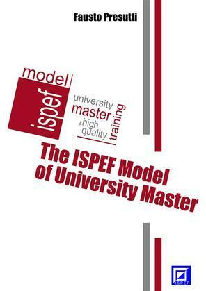El Modelo ISPEF de Master Universitario
