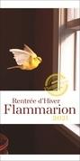 Rentrée littéraire Flammarion Janvier 2021