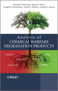 Analysis of Chemical Warfare Degradation Products