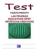 Las Pruebas Educativas ISPEF Artísticas-Creativas