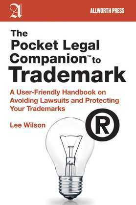 The Pocket Legal Companion to Trademark