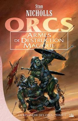 Armes de destruction magique