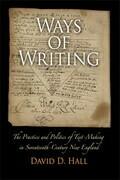 Ways of Writing