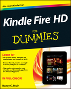 Kindle Fire HD for Dummies