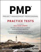PMP Project Management Professional Practice Tests